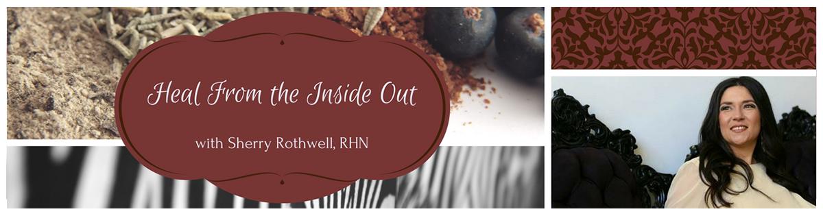 Nourish Mama, a nutritional program by Sherry Rothwell